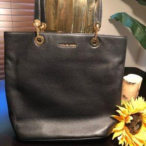 Michael Kors leather handbag